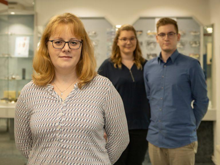 Team Augenoptik Bernhardt